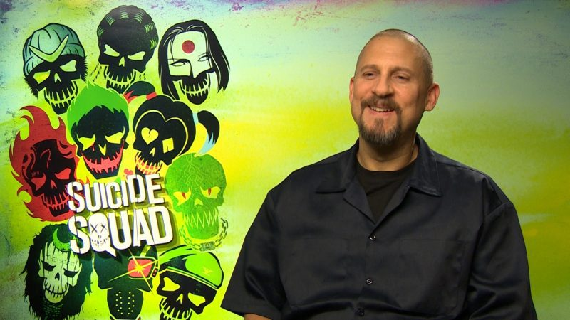 "Why David Ayer is still the leader of the ""SKWAD"""