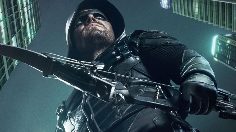 Arrow Episode 17 Brother in Arms