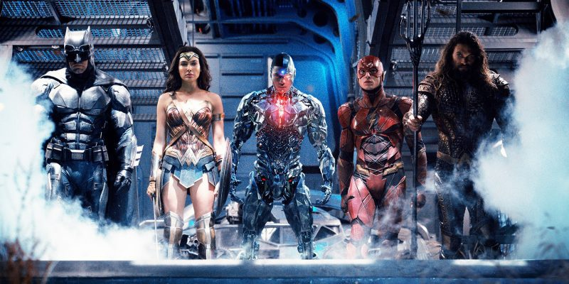 The Justice League My Personal Review