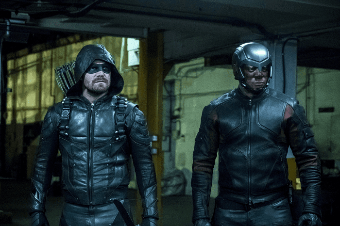 Arrow Episodes 21 Docket No. 11-19-41-73 and 22 The Ties That Bind