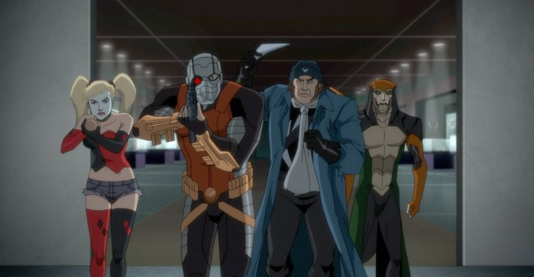 Suicide Squad: Hell To Pay Review (W/Mild Spoilers)