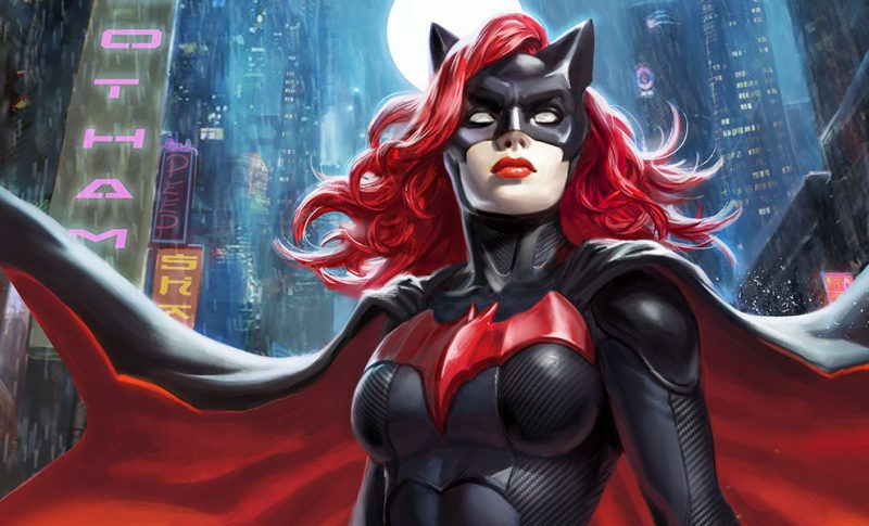 BATWOMAN IS COMING TO THE ARROWVERSE