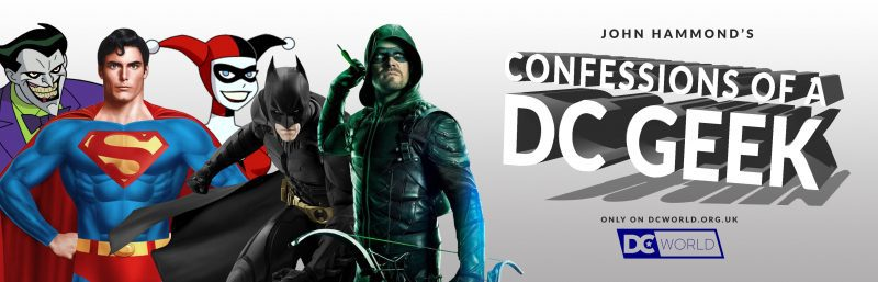 Confessions of a DC Geek #12: Dean Connolly