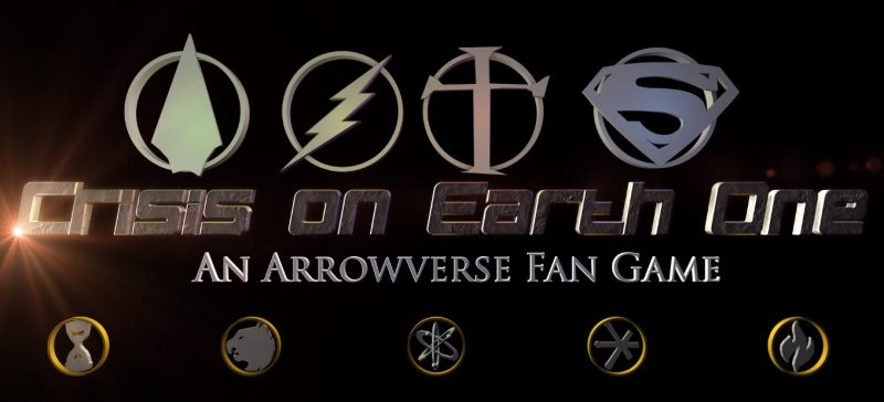 UPDATE : Crisis on Earth One : Fan Made Arrowverse game