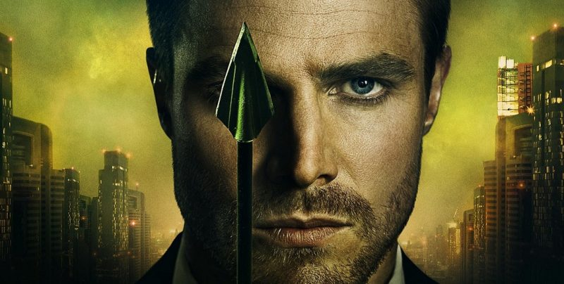 A Love Letter to Arrow, the show is ending.
