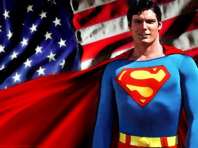 BREAKING : Christopher Reeve: Back On The Big Screen
