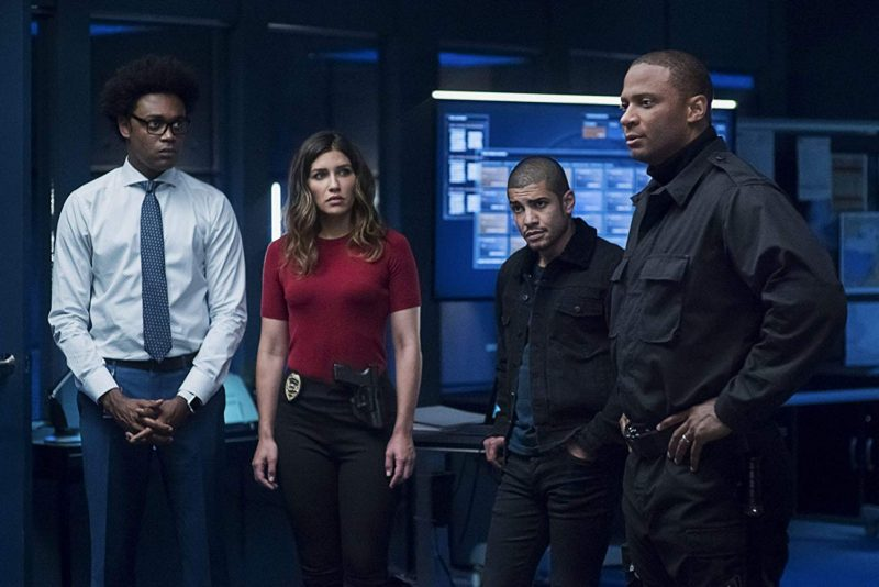 Arrow — Due Process and The Slabside Redemption