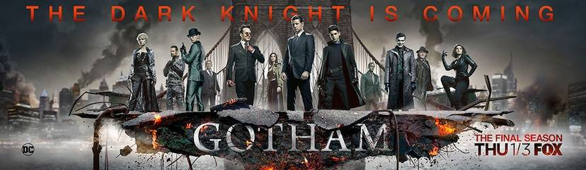 Gotham – It's A Wrap!