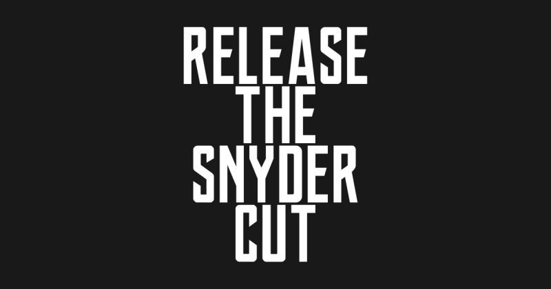 The Release The Snyder Cut movement