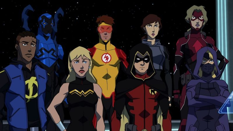REVIEW: YOUNG JUSTICE 'OUTSIDERS' EPISODES 14,15 &16