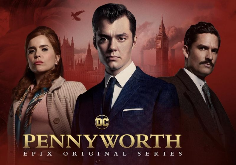 "Pennyworth Season 1 Episode 6: ""Cilla Black"""