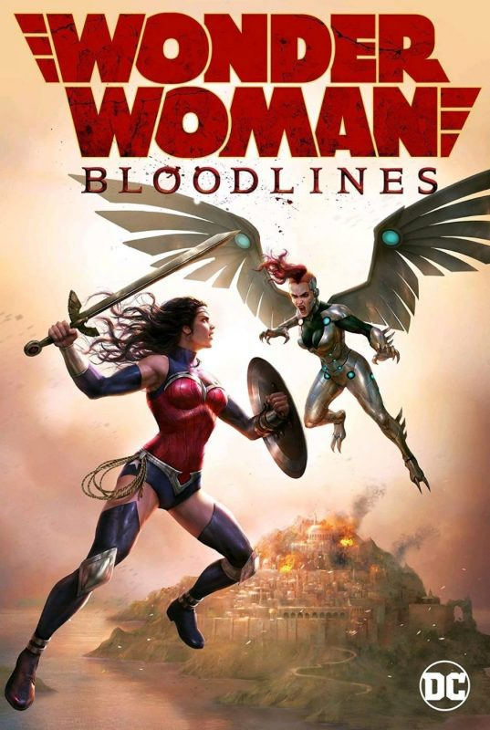 REVIEW: WONDER WOMAN BLOODLINES