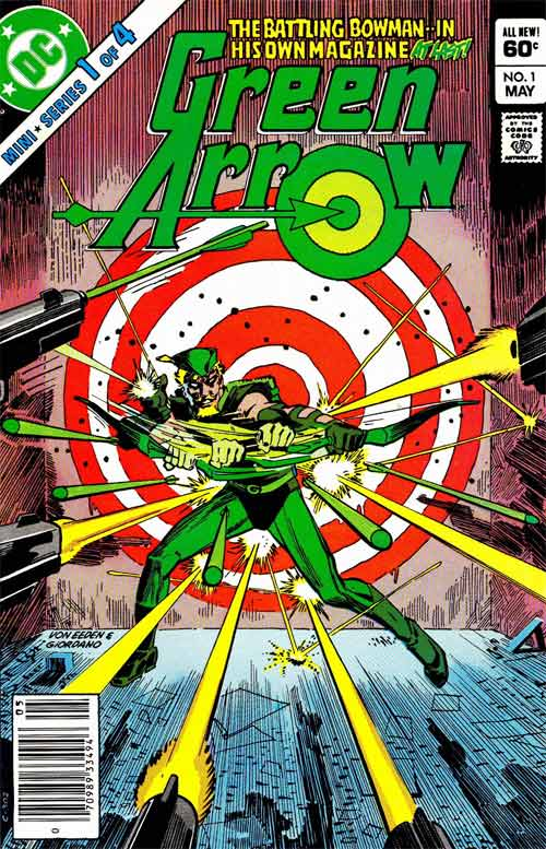 Green Arrow Vol.1 #1 (1983)