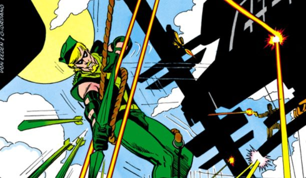 Green Arrow Vol.1 #4 (1983)