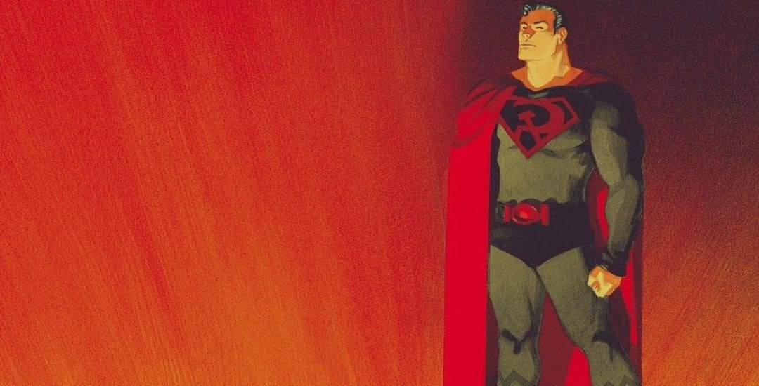 REVIEW: SUPERMAN RED SON (Comic)