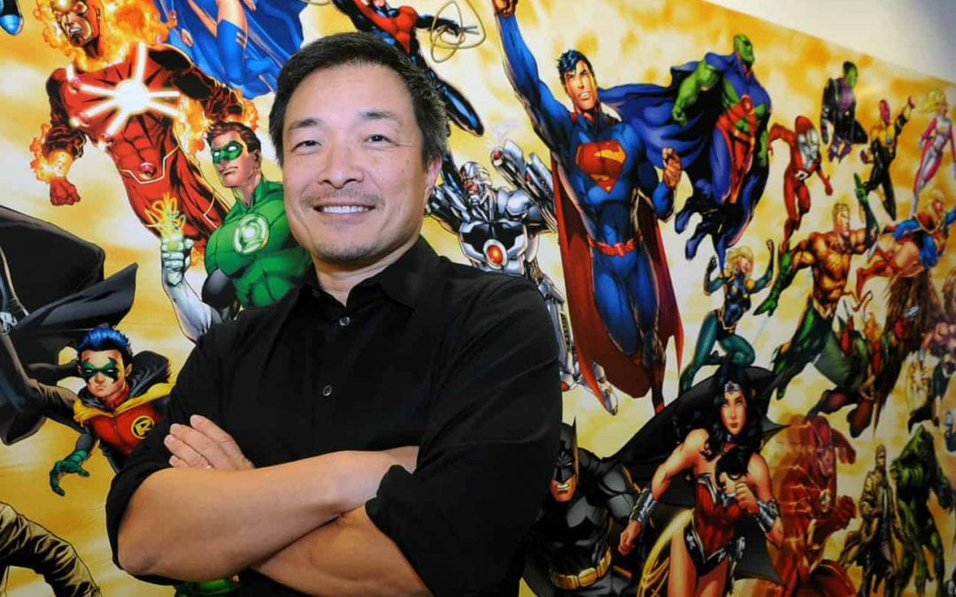 DCWorld Hall Of Fame Monthly Winner: Jim Lee