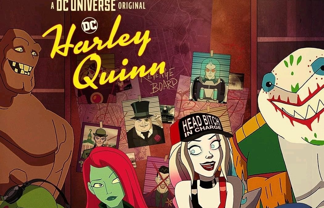 "Review: Harley Quinn TAS Season 2 Episode 7 ""There's No Place To Go But Down"""