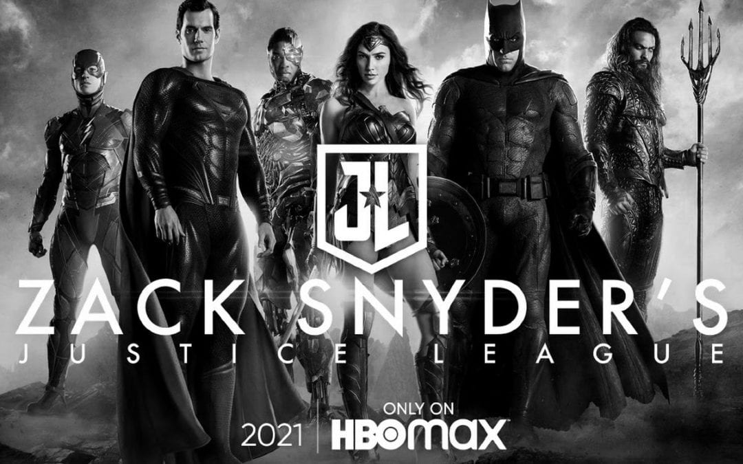 Zack Snyder's Justice League Is Coming 2021
