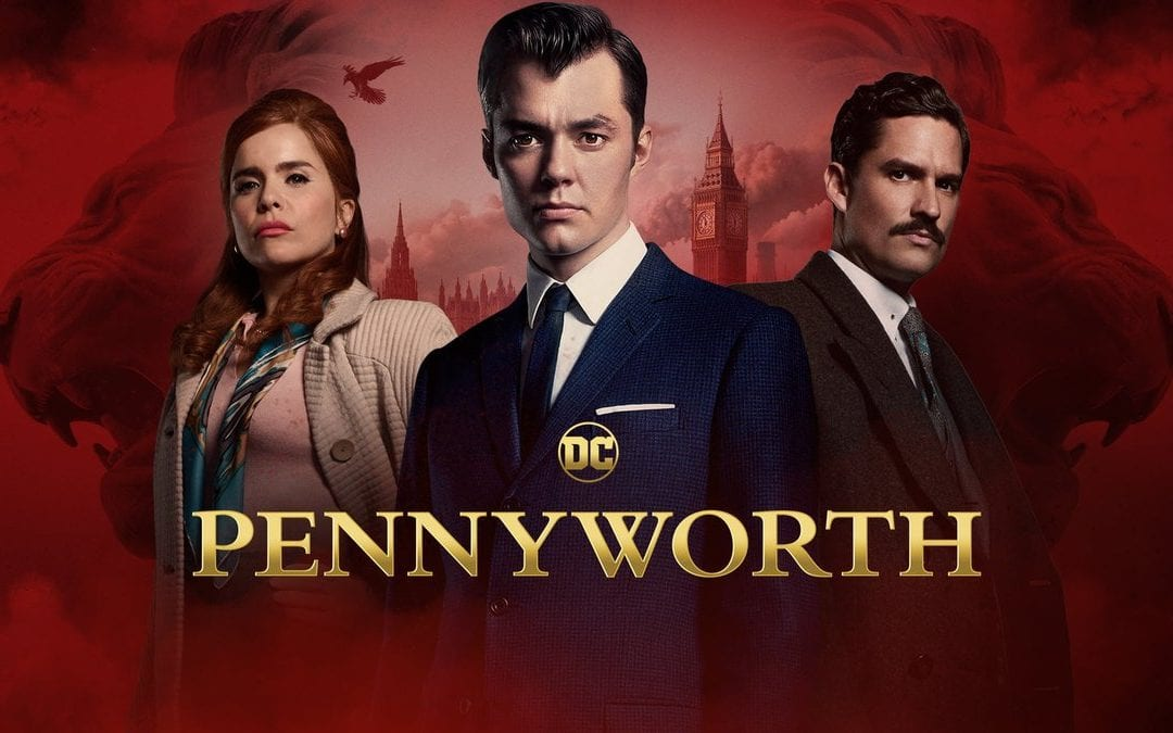 Win Pennyworth: The Complete First Season on Blu-ray™