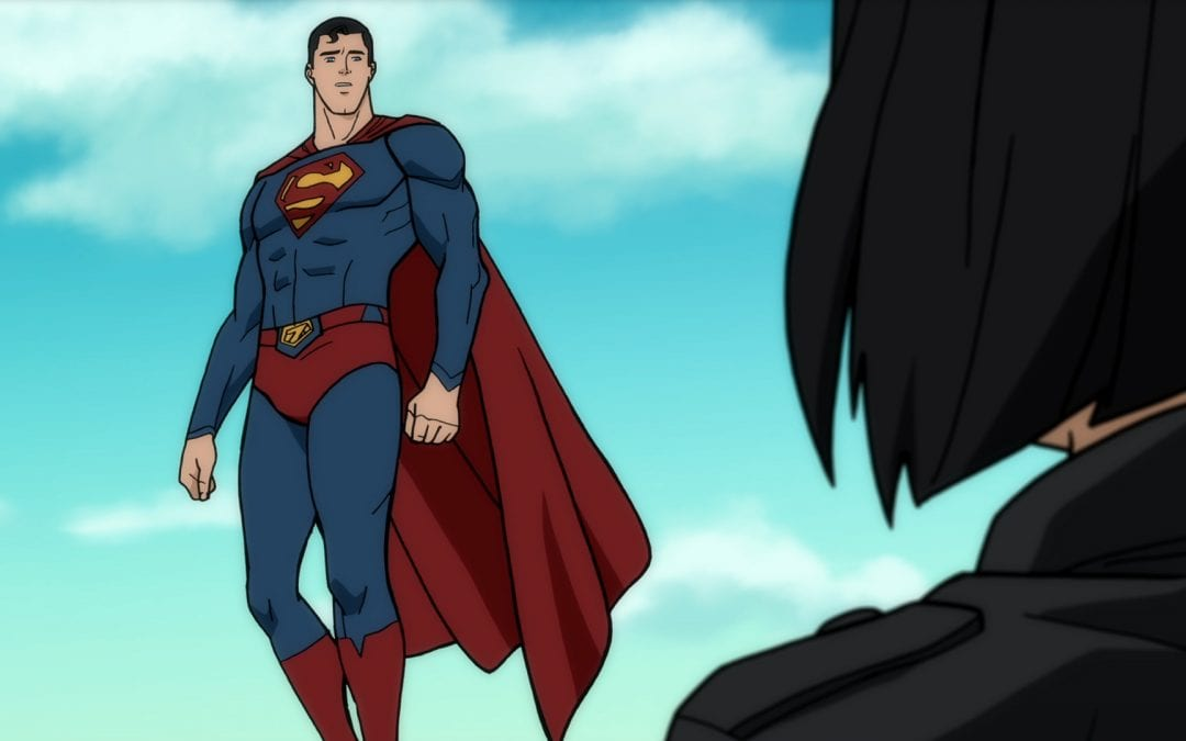 Review: Superman Man of Tomorrow